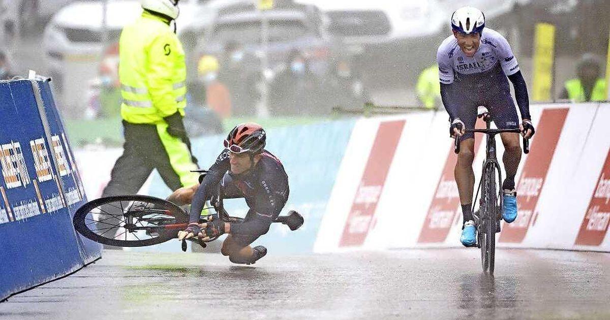 Майкл Вудс – победитель 4 этапа Тура Романдии-2021