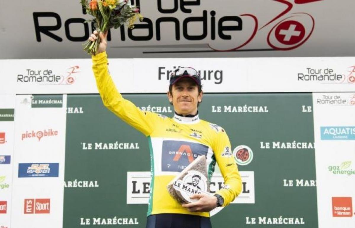 Герант Томас – победитель Тура Романдии-2021