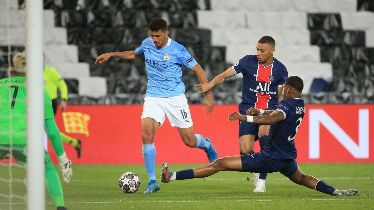 «Манчестер Сити» – «Пари Сен-Жермен». Сумеют ли парижане отыграться в Манчестере