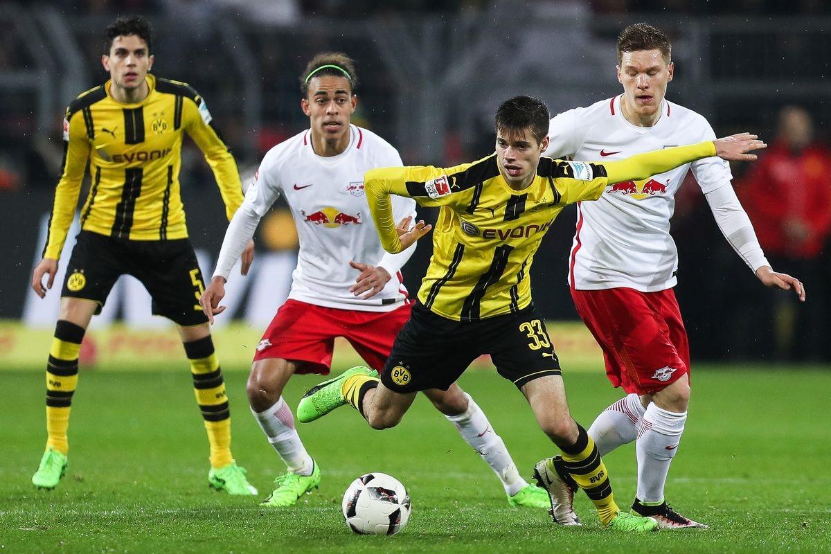 «РБ Лейпциг» - «Боруссия» Дортмунд. Кто выиграет Кубок Германии?