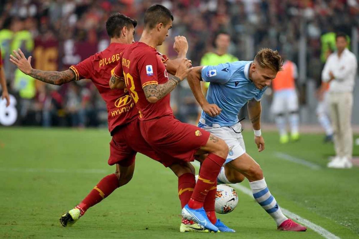 «Рома» – «Лацио». Кто выйдет победителем римского дерби?