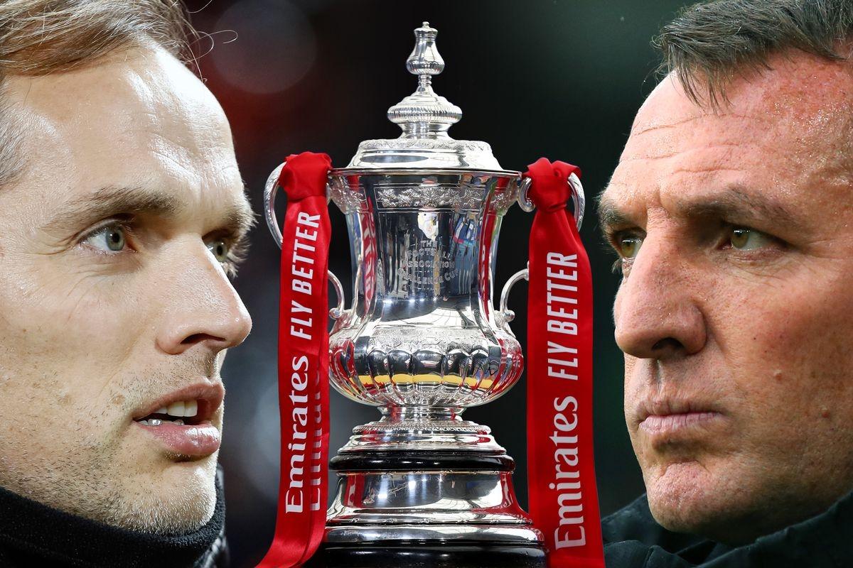 «Челси» - «Лестер». Кто выиграет Кубок Англии?