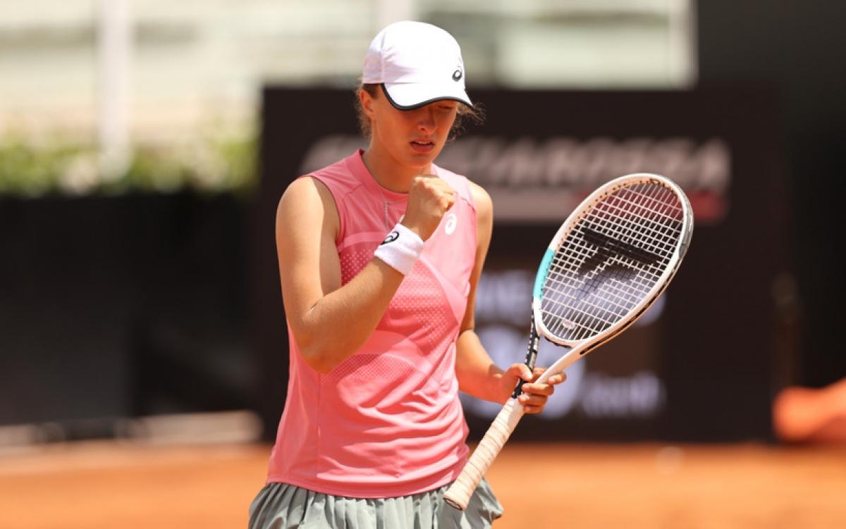 Ига Свёнтек выиграла турнир WTA в Риме