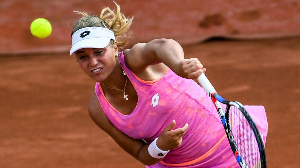 Ирина Хромачёва одержала победу на турнире ITF в Испании