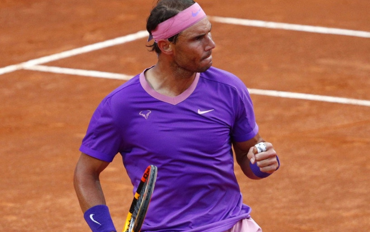 Рафаэль Надаль выиграл турнир в Риме