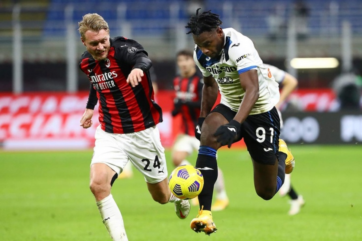 «Аталанта» - «Милан». Установит ли «Аталанта» клубный рекорд?