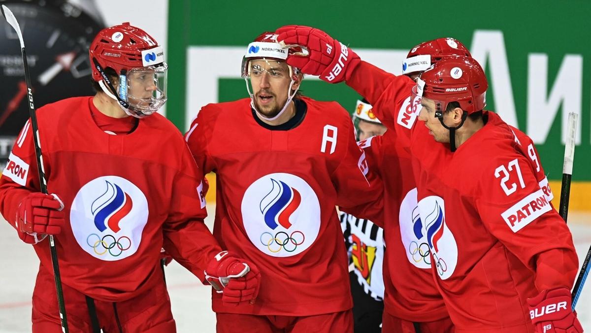 Россия - Словакия. Одержит ли сборная России третью победу?