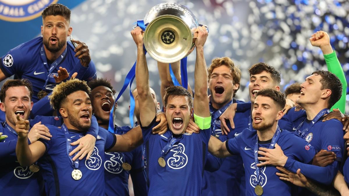 «Челси» выиграл Лигу чемпионов