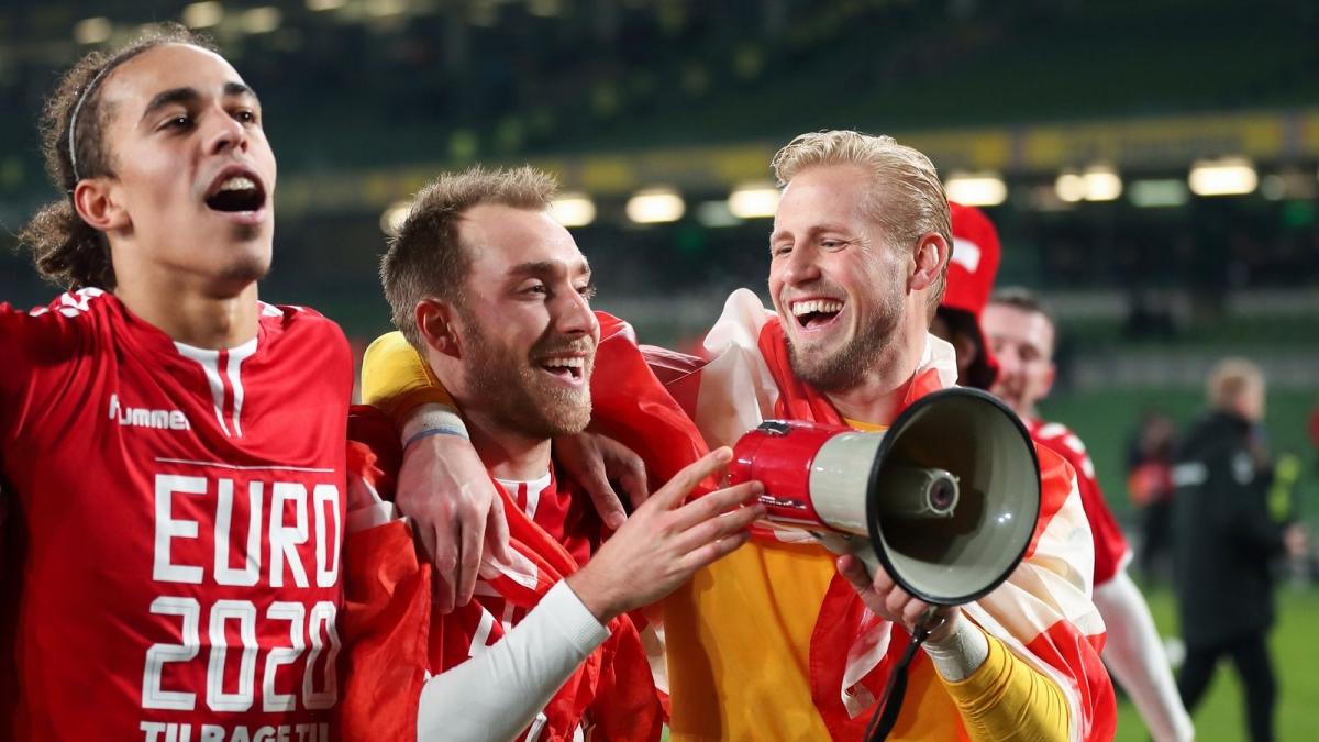 Дания - Германия. Продлят ли датчане свою победную серию?