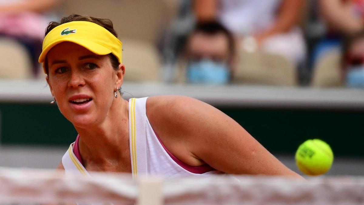 Анастасия Павлюченкова вышла в финал Открытого чемпионата Франции