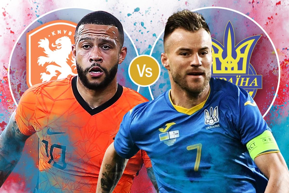 Евро-2020. Нидерланды – Украина. Прервут ли украинцы серию без голов и побед?