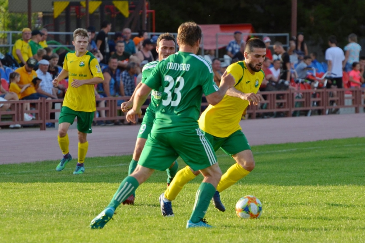 «Кубань» потерпела первое поражение в сезоне
