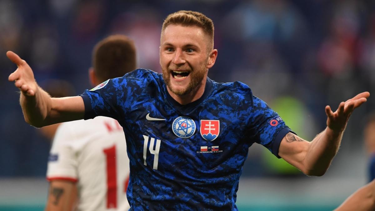 Евро-2020. Словакия оказалась сильнее Польши