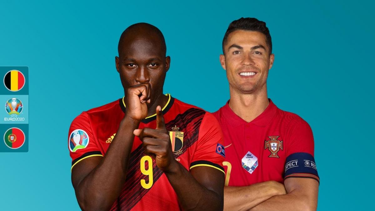 Евро-2020. Бельгия - Португалия. Кто поедет домой – лучшая сборная мира или чемпион Европы?