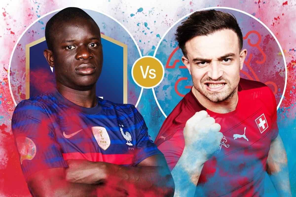 Евро-2020. Франция - Швейцария. Смогут ли швейцарцы оказать сопротивление чемпионам мира?