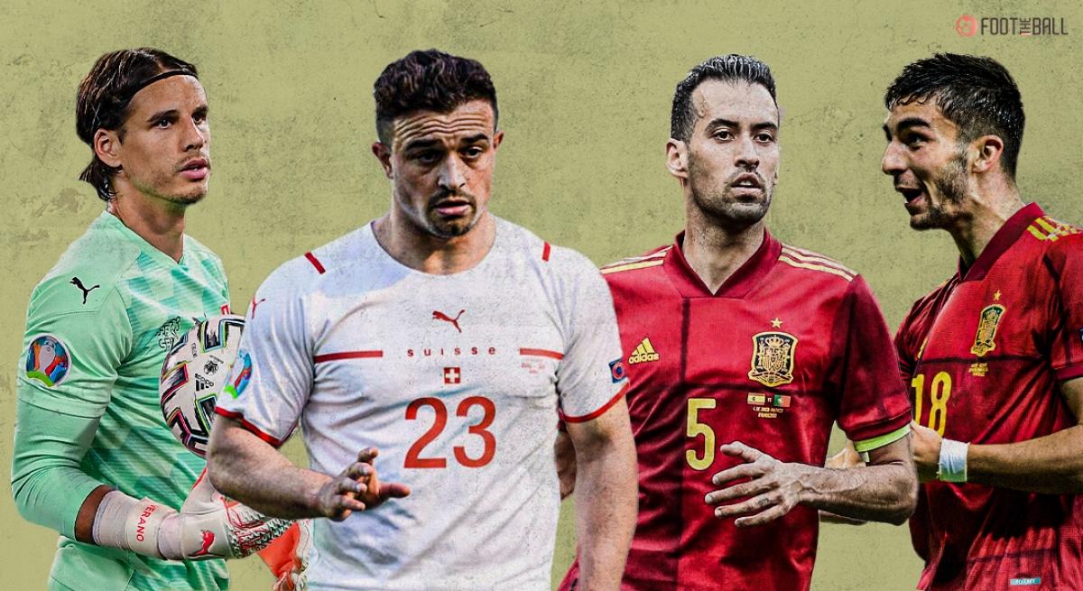 Евро-2020. Швейцария - Испания. Как сыграют победители двух самых ярких матчей 1/8 финала?
