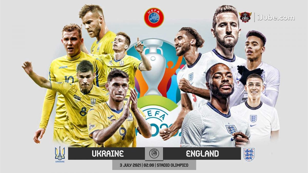 Евро-2020. Украина – Англия. Сборная Англии выйдет в полуфинал
