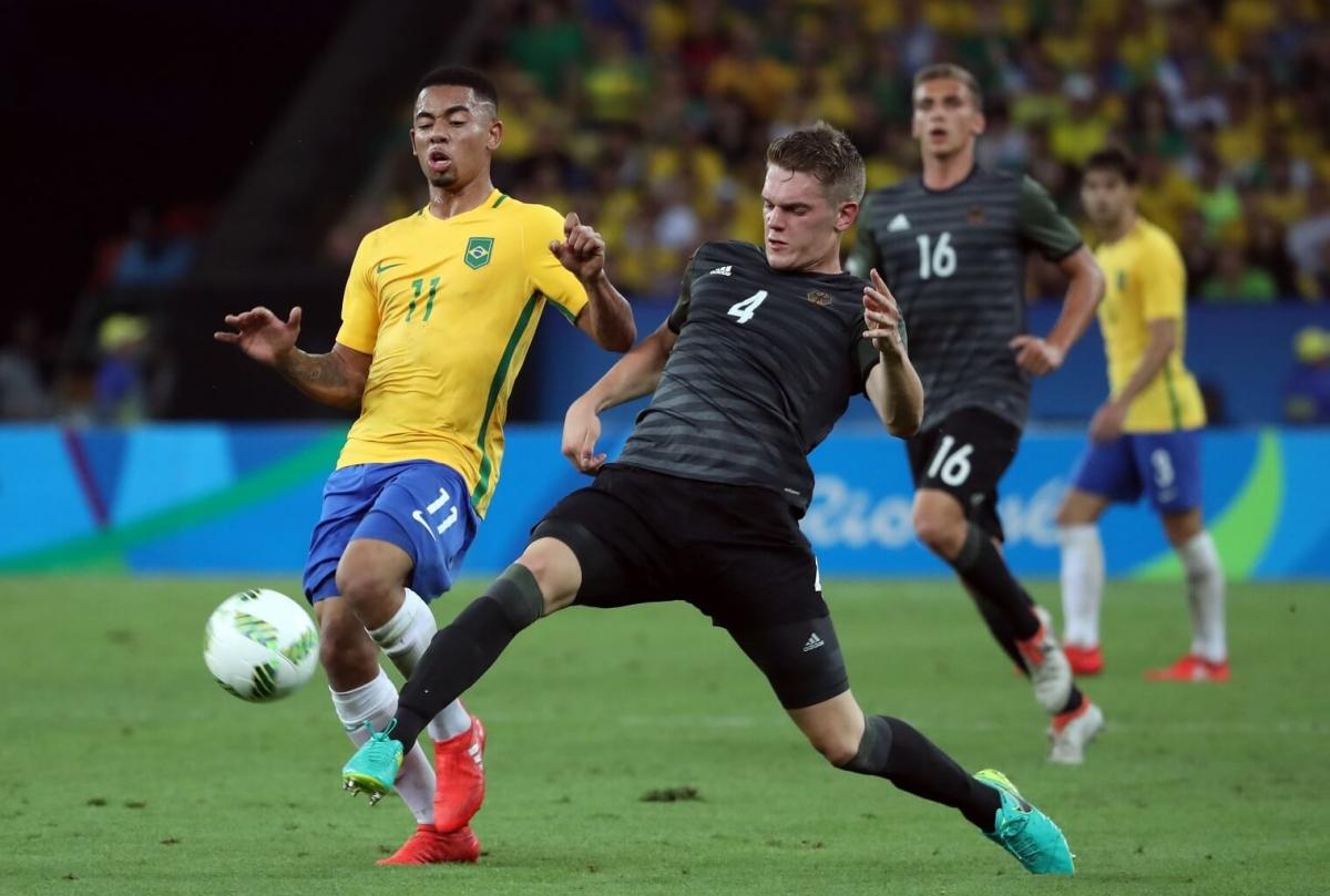 Олимпиада-2020. Бразилия - Германия. Финалисты прошлых Игр сыграют в первый день турнира