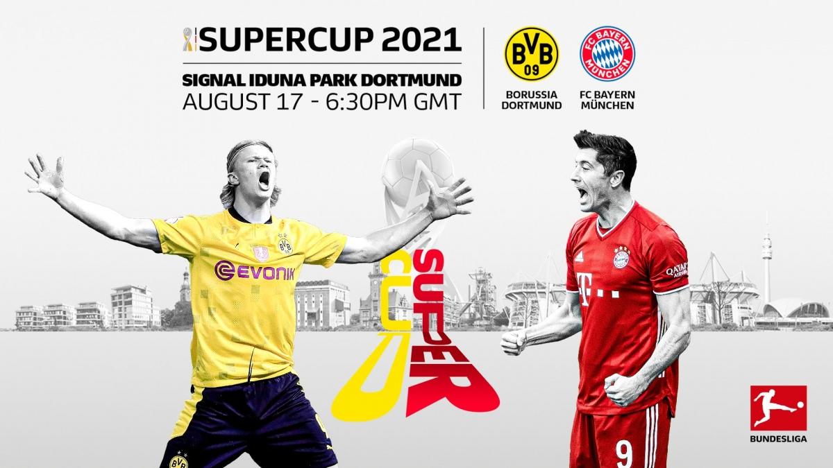 «Боруссия» Дортмунд – «Бавария». Кто станет обладателем Суперкубка Германии?