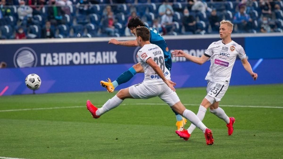 «Зенит» – ЦСКА. Букмекеры считают, что забьют обе команды