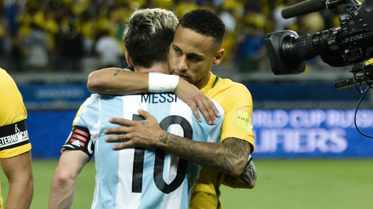 ЧМ-2022. Бразилия - Аргентина. Прервёт ли Аргентина победное шествие Бразилии?