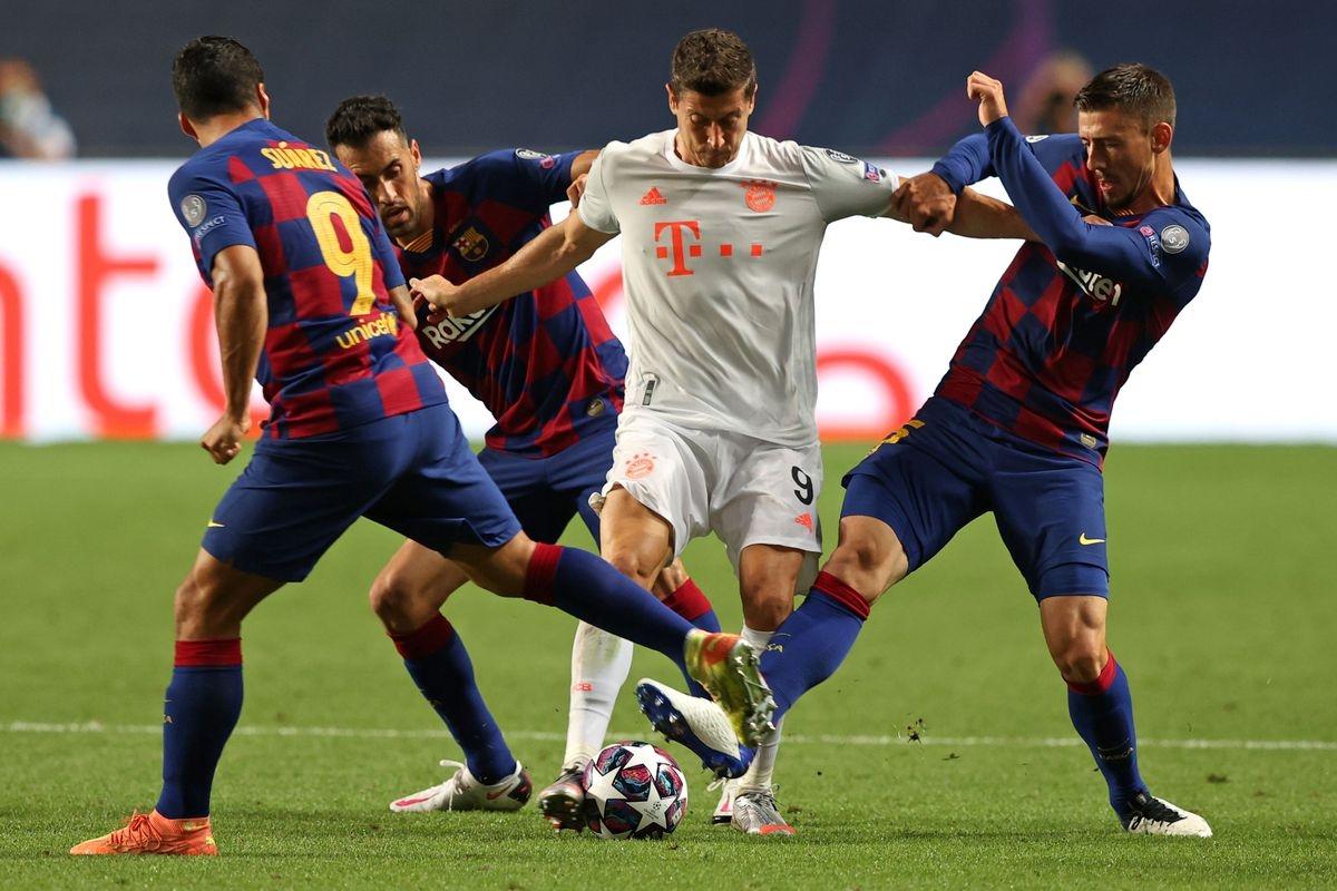 «Барселона» – «Бавария». Прогноз и ставка на матч Лиги чемпионов