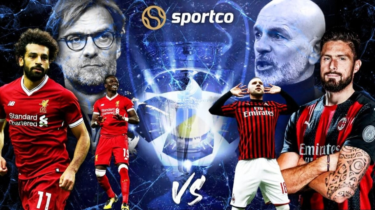 «Ливерпуль» - «Милан». Букмекеры уверены в победе хозяев