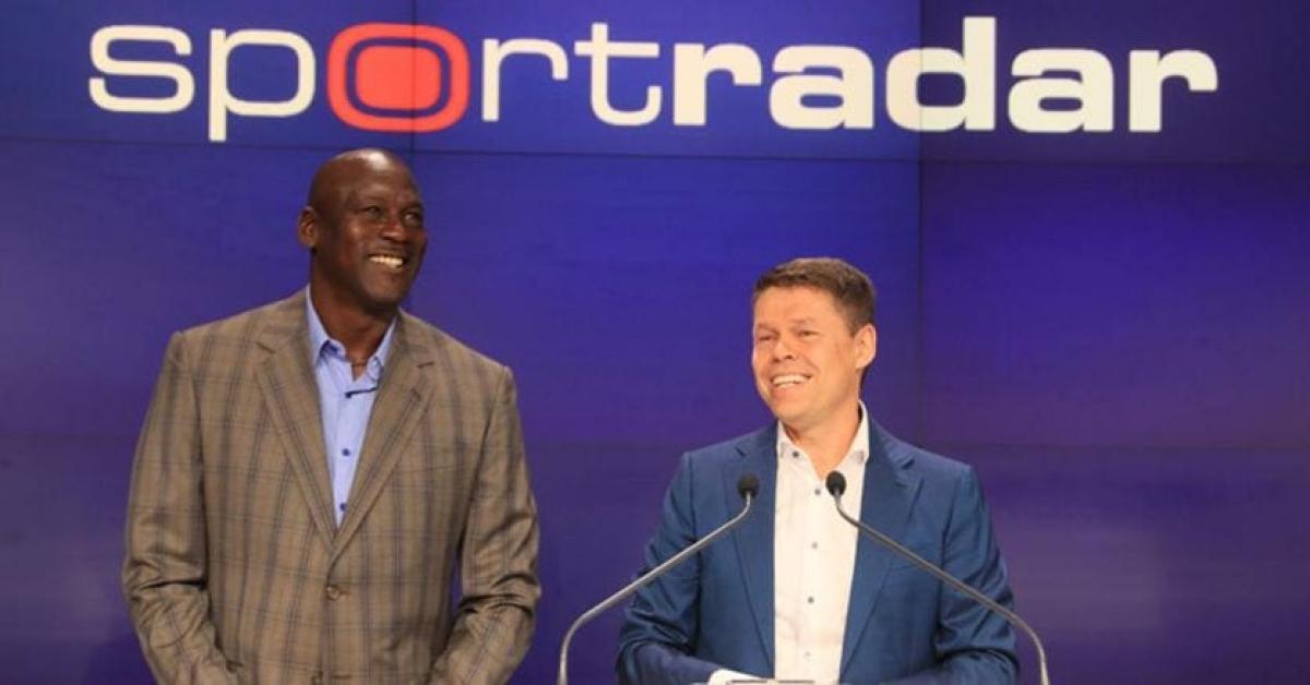 Майкл Джордан стал советником компании Sportradar