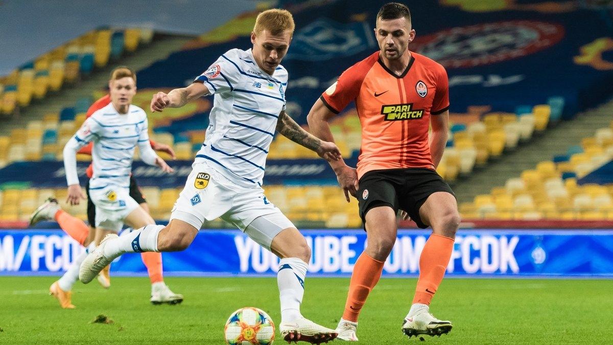 «Шахтер» - «Динамо». Кто выиграет суперкубок Украины?