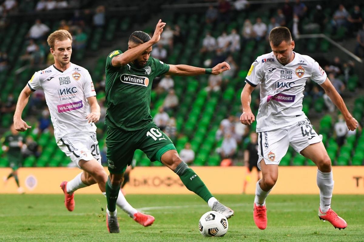ЦСКА – «Краснодар». Прогноз и ставка на матч РПЛ