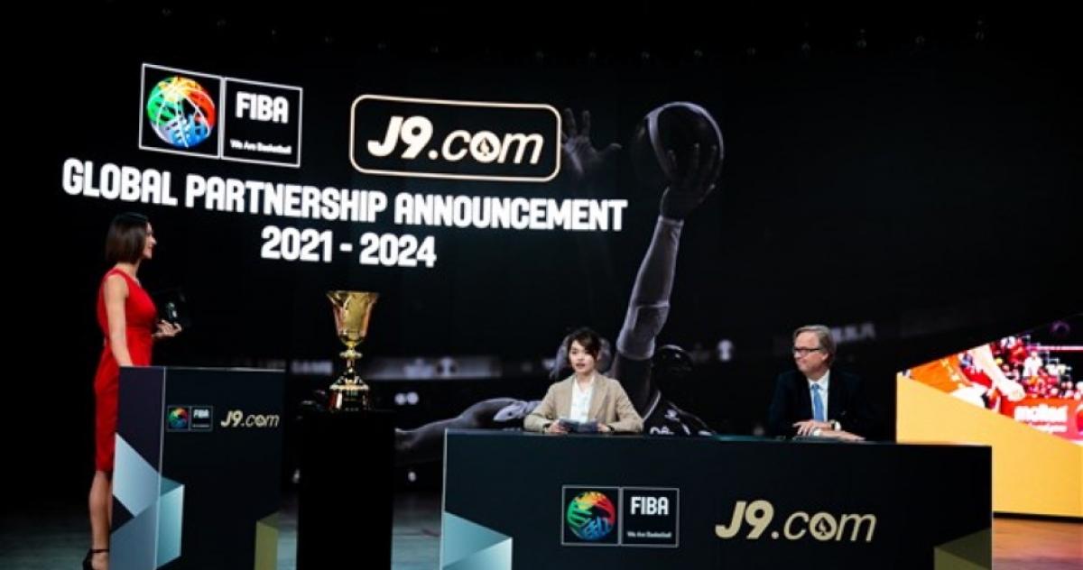 ФИБА заключила контракт с азиатским букмекером J9